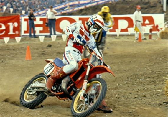 David Bailey - Honda Motocross - bailey-002 Alternative Text