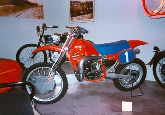 David Bailey - Honda Motocross - bailey-003