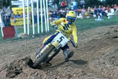 Mark Barnett - Suzuki Motocross - barnett-001
