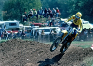 Mark Barnett - Suzuki Motocross - barnett-004