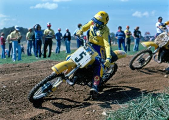 Mark Barnett - Suzuki Motocross - barnett-007