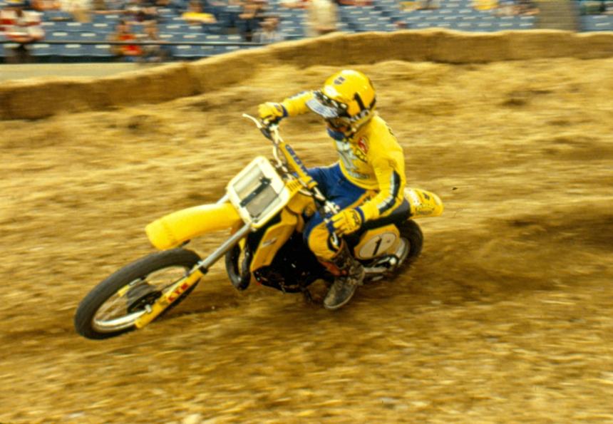 Mark Barnett - Suzuki Motocross - barnett-010