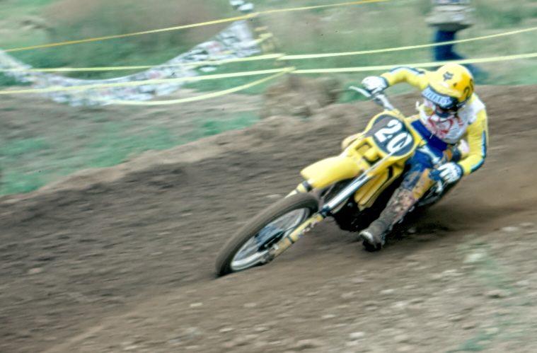 Mark Barnett - Suzuki Motocross - barnett-011