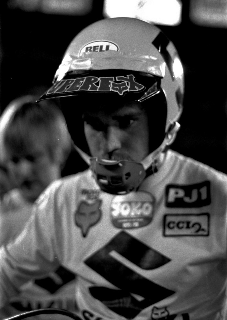 Mark Barnett - Suzuki Motocross - barnett-019