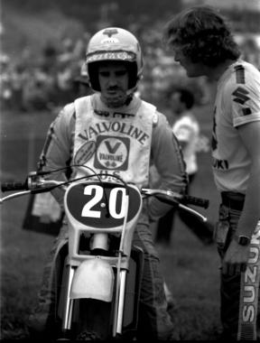 Mark Barnett - Suzuki Motocross - barnett-030