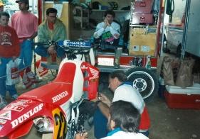 Jean-Michel Bayle - Honda Motocross - bayle-004