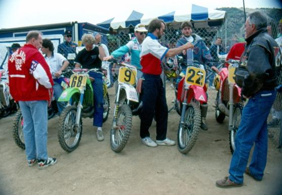 Jean-Michel Bayle - Honda Motocross - bayle-005
