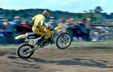 Mike Bell - Yamaha Motocross - bell-002