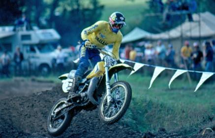 Mike Bell - Yamaha Motocross - bell-004