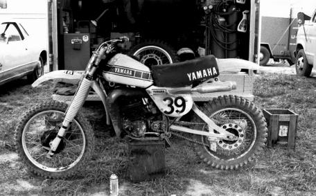 Mike Bell - Yamaha Motocross - bell-010