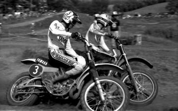 Mike Bell - Yamaha Motocross - bell-012