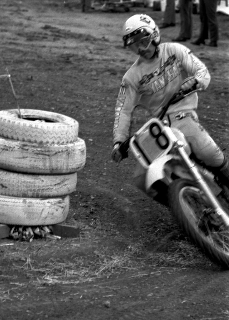 Rick Burgett - Yamaha Motocross - burgett-001