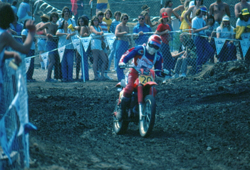 Tommy Croft - Honda Motocross - croft-002