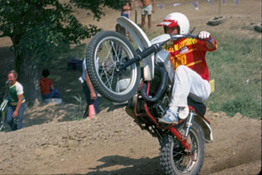 "Doug Domokos - ""Wheelie King - domokos-001"