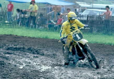 Harry Everts - Suzuki Motocross - everts-001
