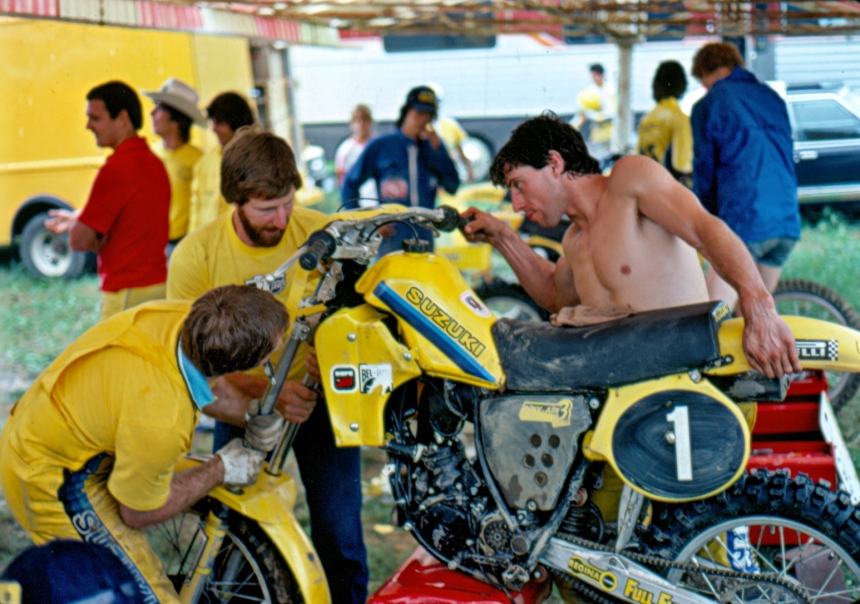 Harry Everts - Suzuki Motocross - everts-005
