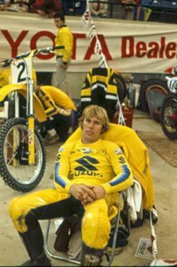Kent Howerton - Suzuki Motocross - howerton-001