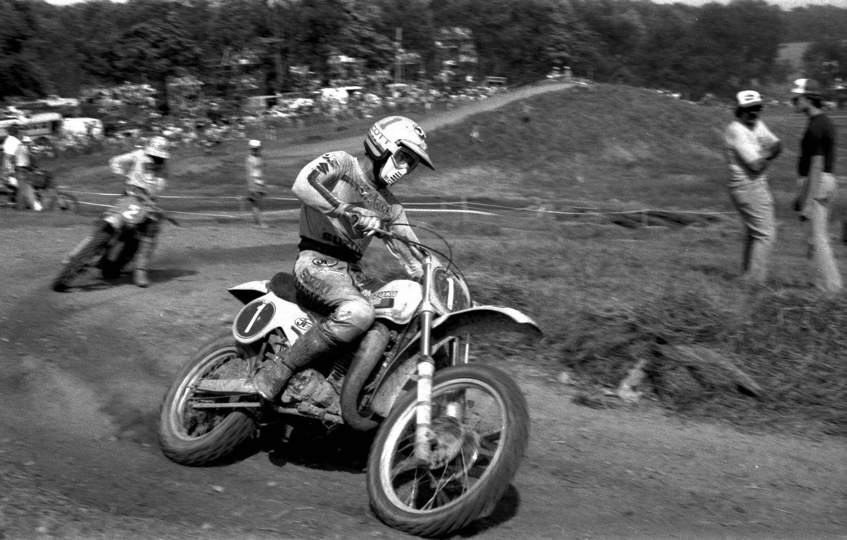 kent howerton � suzuki motocross � howerton012 robert w
