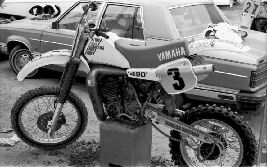 Neil Hudson - Yamaha Motocross - hudson-002