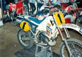 Georges Jobe - Honda Motocross - jobe-002