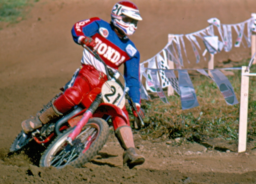 Pierre Karsmakers - Honda Motocross - karsmakers-001