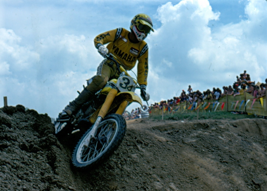 Pierre Karsmakers - Yamaha Motocross - karsmakers-002