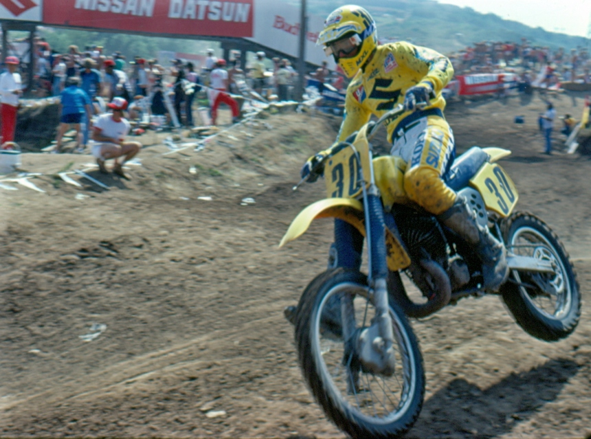 Alan King - Suzuki Motocross - king-001