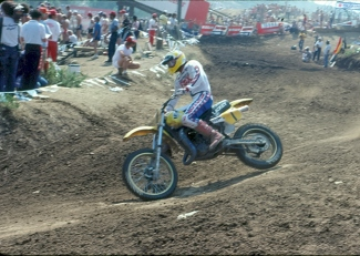 Brad Lackey - Yamaha Motocross - lackey-001