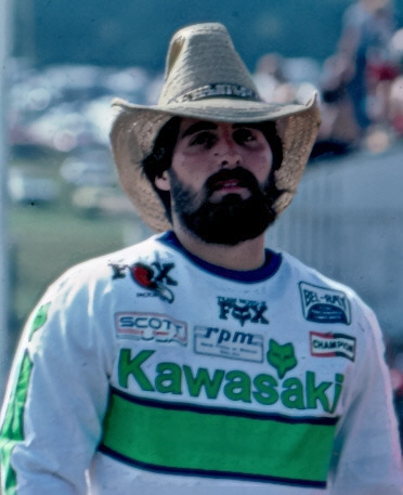 Brad Lackey - Kawasaki Motocross - lackey-005