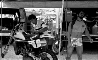 Brad Lackey - Yamaha Motocross - lackey-010