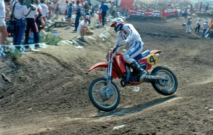 Graham Noyce - Honda Motocross - noyce-001