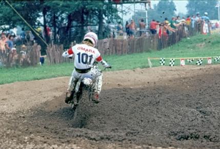 Johnny O'Mara - Honda Motocross - omara-001