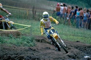 Gaston Rahier - Suzuki Motocross - rahier-002