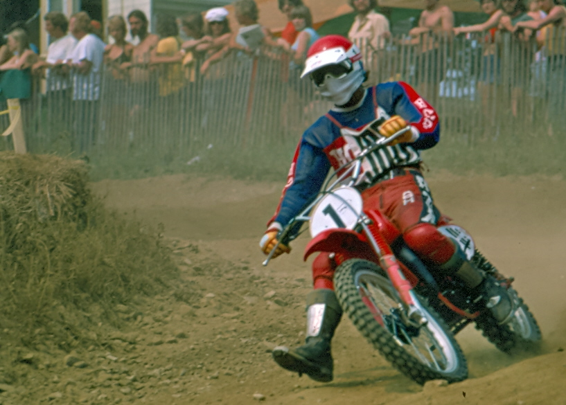 Marty Smith - Honda Motocross - smith-003