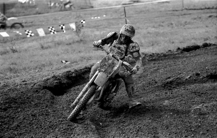 Ron Sun - Honda Motocross - sun-r-001