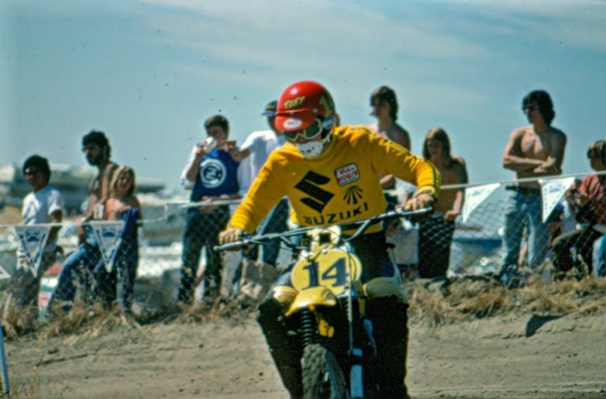 Tony D - Suzuki Motocross - tonyd-003