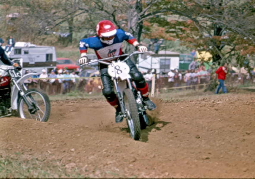 Marty Tripes - Bultaco Motocross - tripes-001