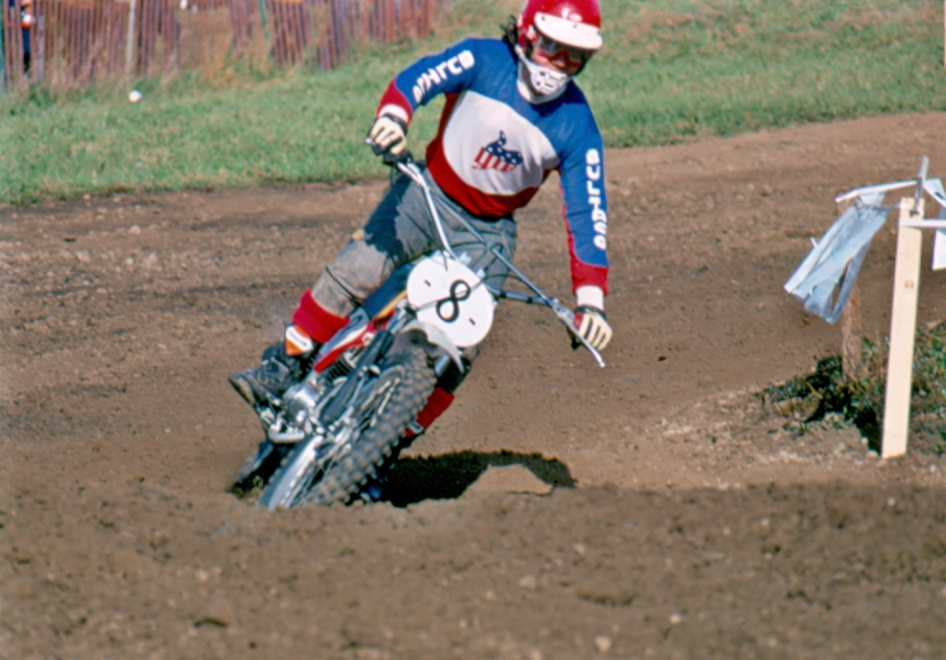 Marty Tripes - Bultaco Motocross - tripes-003