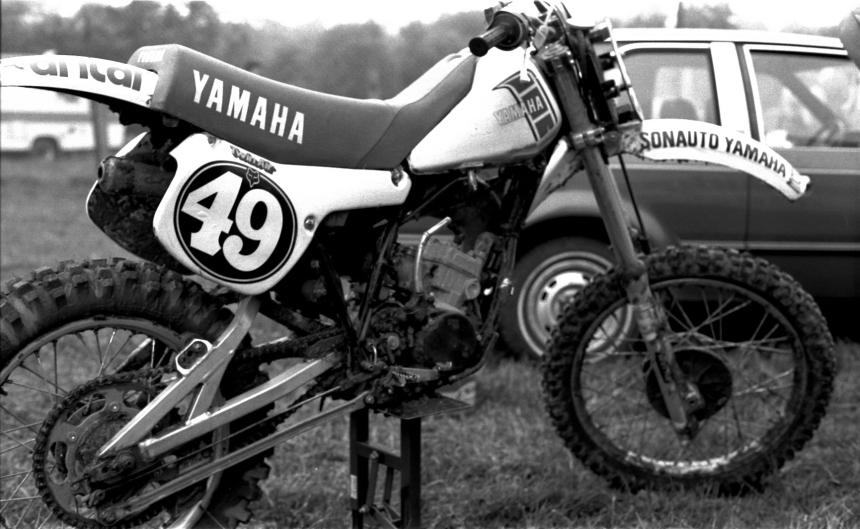 Jacky Vimond - Yamaha Motocross - vimond-001
