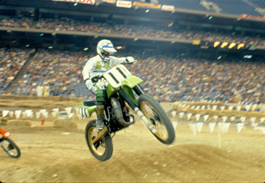 Jeff Ward - Kawasaki Motocross - ward-002