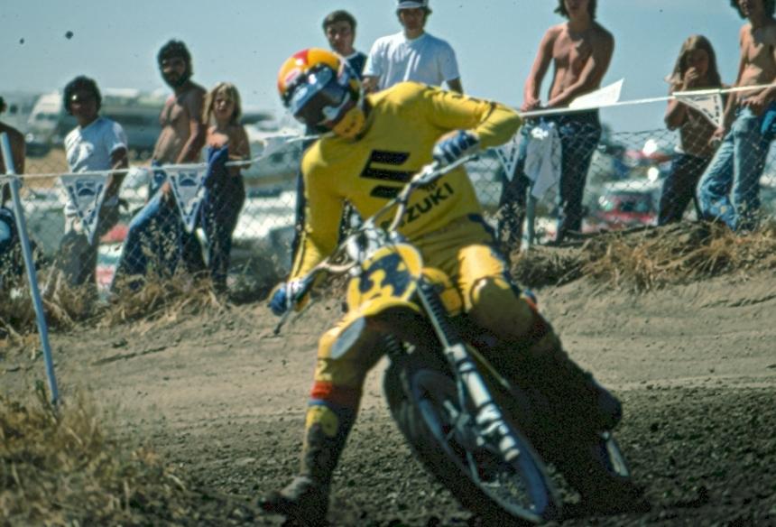 Gerritt Wolsink - Suzuki Motocross - wolsink-001