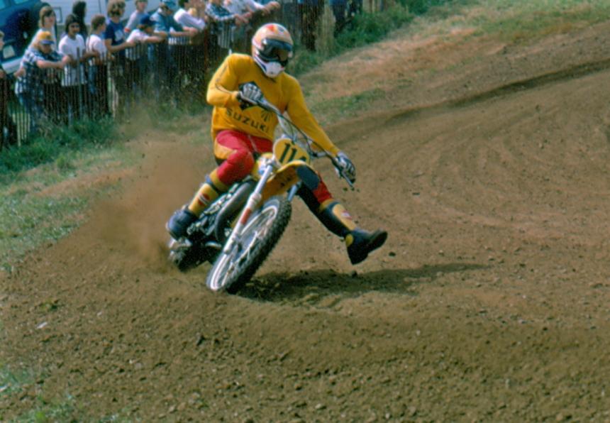 Gerritt Wolsink - Suzuki Motocross - wolsink-003