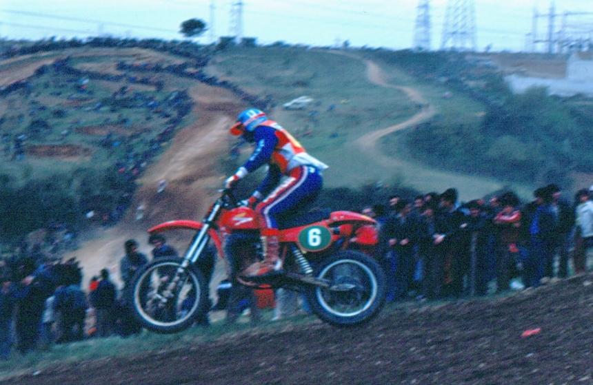 Rolf Dieffenbach - Honda Motocross - 001