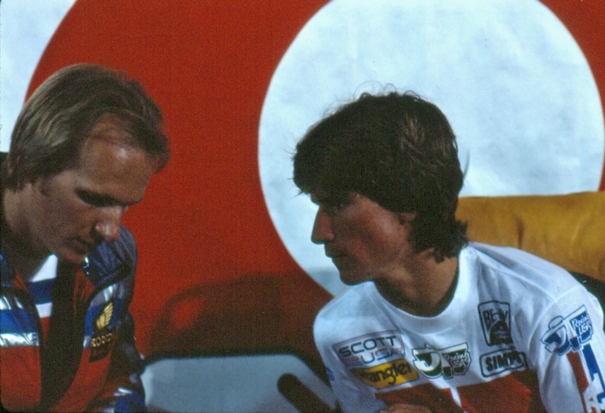 Jim Gibson and Dave Arnold - Honda Motocross - gibson-008