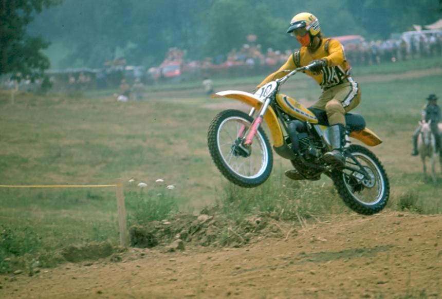 Tim Hart - Yamaha Motocross - hart-001