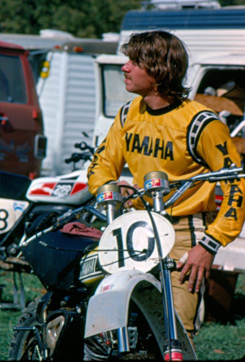 Tim Hart - Yamaha Motocross - hart-002