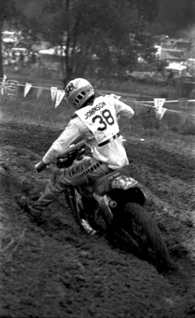 Ricky Johnson - Yamaha Motocross - johnson-002