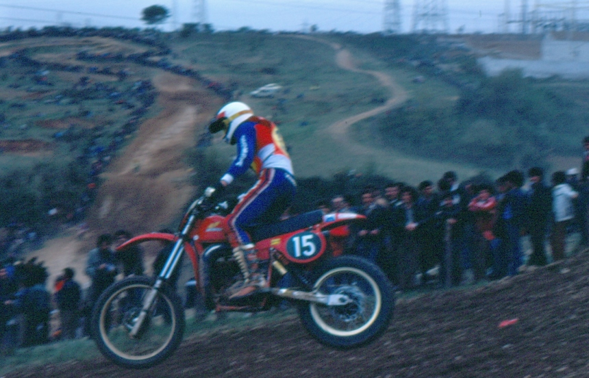 Fritz Kobele - Honda Motocross - kobele-001