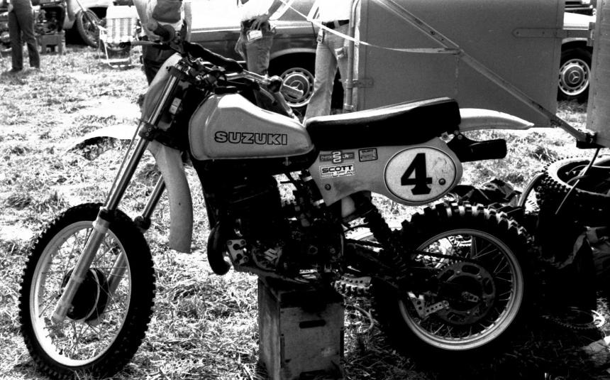 Danny LaPorte - Suzuki Motocross - laporte-005