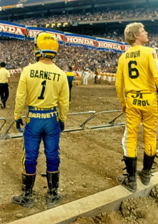 Mark Barnett and Broc Glover at Pontiac - pontiac-002